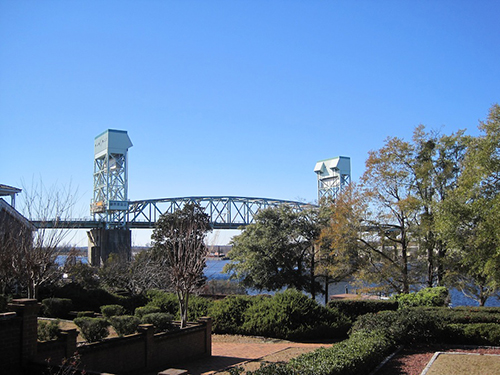 CAPE FEAR MEMORIAL BRIDGE 5.3 MILES
