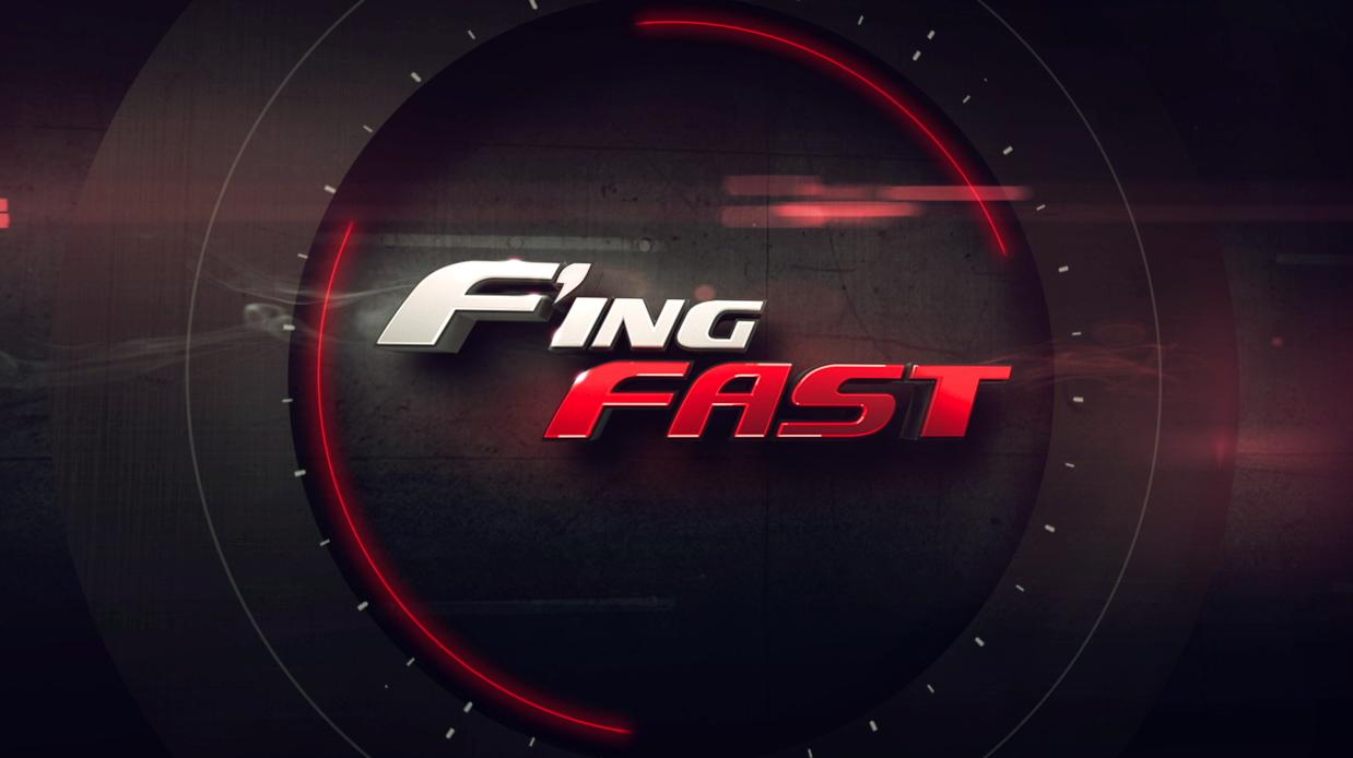 F'ING FAST