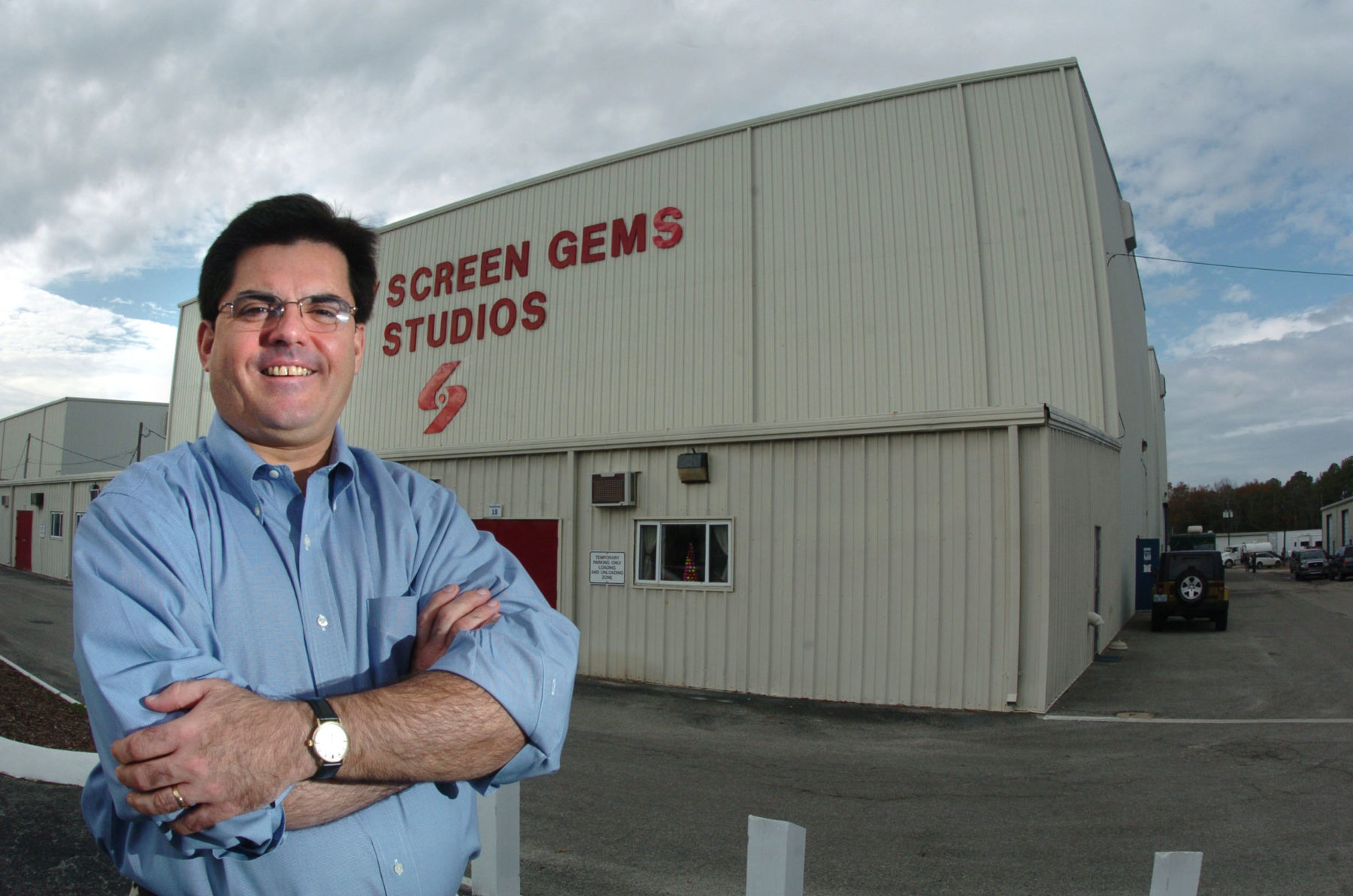 Bill Vassar, EUE/Screen Gems Wilmington NC Studios Update